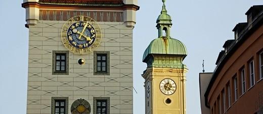 © Ein schöner Ausschnitt des Alten Rathauses