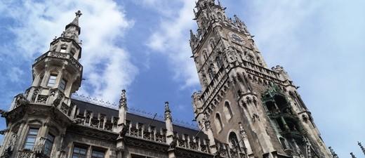 Das Rathaus in München - Hier wird die Stadtpolitik bestimmt