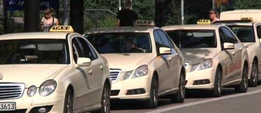 Angriff auf Taxifahrer, © Symbolbild