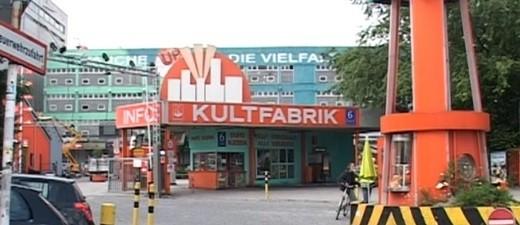 Die ehemalige Kultfabrik hinterm Ostbahnhof, © Die ehemalige Kultfabrik