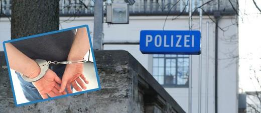 Festnahme durch die Polizei, © Symbolbild