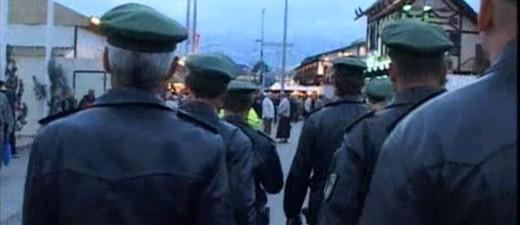Polizei-Sicherheit auf dem Oktoberfest, © Symbolfoto