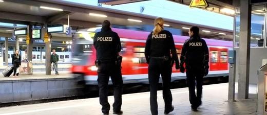 Die Bundespolizei auf Streife am Münchner Ostbahnhof, © Foto: Bundespolizei