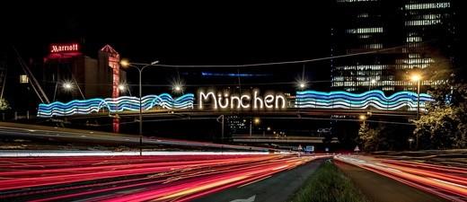 Die Lichtwoche 2016 in München., © Foto: Guerrilla Lighting