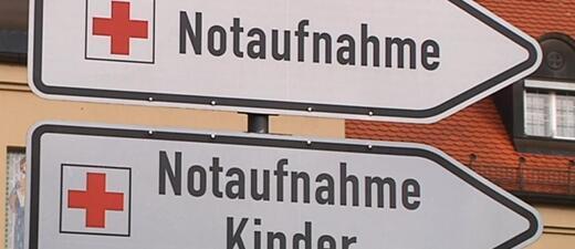 Notaufnahme in München