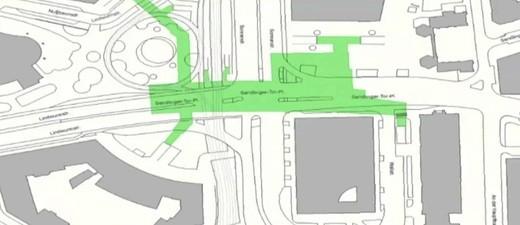 © Der U-Bahnhof am Sendlinger Tor steht vor einer großen Sanierung - 6 Jahre sollen die Bauarbeiten dauern. Screenshot: SWM