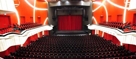 Saal des Deutschen Theaters, © Symbolbild Deutsches Theater München