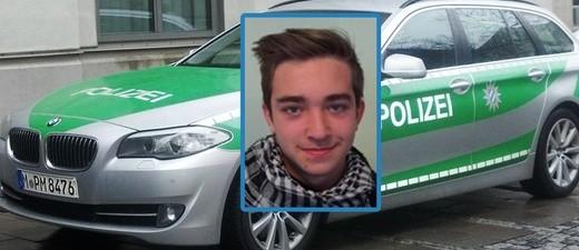 Der 16-jährige Christian Bradic aus Hallbergmoos wird vermisst, © Der 16-jährige Christian Bradic aus Hallbergmoos wird vermisst