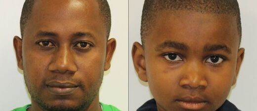 © Vermisst: Wer hat Abubakari Guni und seinen Sohn Faisal gesehen?