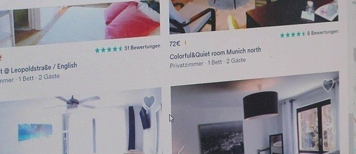 air bnb und Co - Angebote für Vermietung in München im Internet