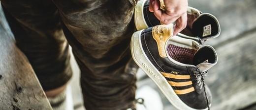 """© """"PROST"""" Der Oktoberfest-Sneaker von adidas - Foto:"""