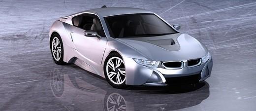 Ein Elektro-Auto