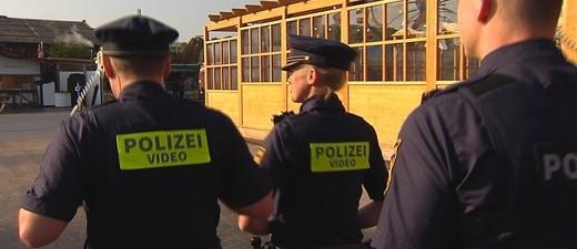 Wiesn-Streife: Die Polizei unterwegs auf dem Oktoberfest