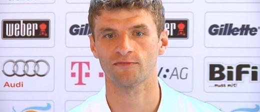 Thomas Müller, Bayern München, Fußballer, © Foto: Archiv