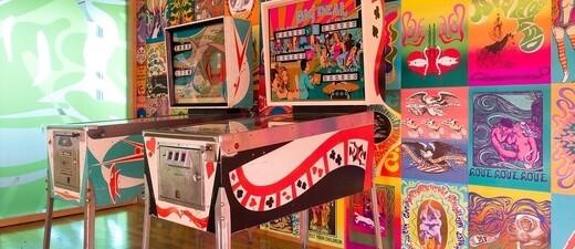 Flipper - Spielautomat