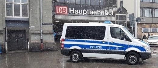 Ein Polizeiauto vor dem Münchner Hauptbahnhof, © Foto: Bundespolizei