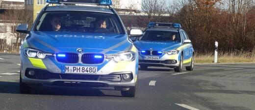 Polizeiautos im Einsatz, © Symbolfoto
