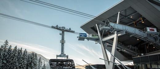 © Bayerische Zugspitzbahn Bergbahn AG/Max Prechtel