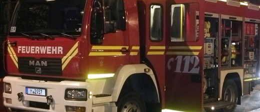 Löschfahrzeug der Münchner Feuerwehr, © Symbolbild