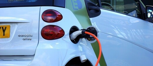 Ein Elektro-Smart