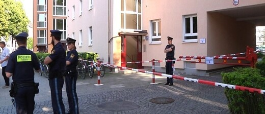 Mord mit Messer in Neuhausen - Tatort