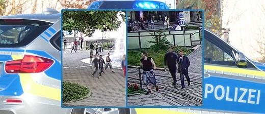 die gesuchten Zeugen, © Bilder der Polizei
