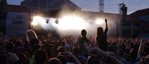 Ein Musikfestival, © Symbolfoto