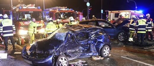 Tödlicher Verkehrsunfall auf der Dachauer Straße, © Foto: Berufsfeuerwehr München