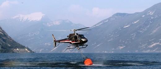 Löschhubschrauber Hubschrauber Helikopter, © Symbolbild