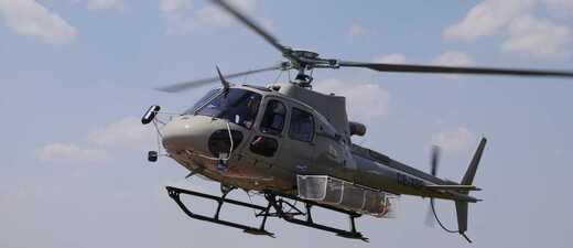 Löschhubschrauber Hubschrauber Helikopter, © Foto: MHW Deutschland