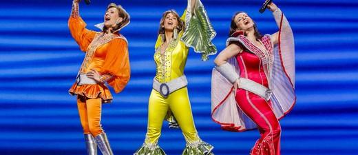 Das Musical Mamma Mia gastiert in München. Jetzt Tickets gewinnen., © Stage Entertainment/Morris Mac Matzen