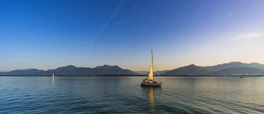 Bayern, deine Seen: Heute: Der Chiemsee