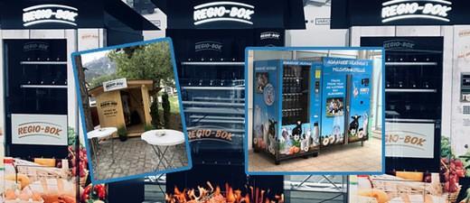 © Beispiel der Grill und Milch-Automaten- Foto: www.regio-box.com