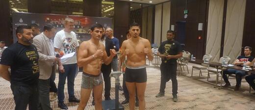 Boxen am Bosporus: Emre Cukur und Alex Rigas kämpfen in Istanbul, © Foto: Levent Cukur