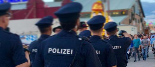 Die Einsätze der Polizei auf der Wiesn