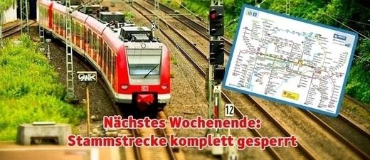Alle Infos zur Sperrung der Münchner Stammstrecke