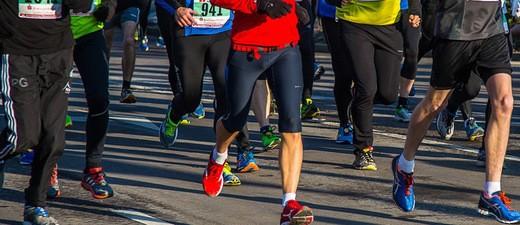 Läufer in Aktion, © Symbolfoto