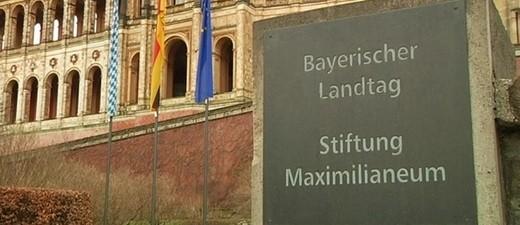Der bayerische Landtag in München, © Symbolbild