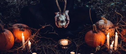 Halloween-Deko, © Symbolfoto