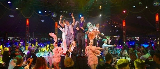 Schuhbecks Teatro - neue Show Showtime