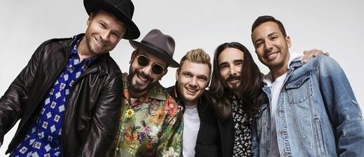© Die Backstreet Boys - Foto: DENNIS-LEUPOLD