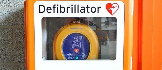 Defibrillator, © Symbolbild
