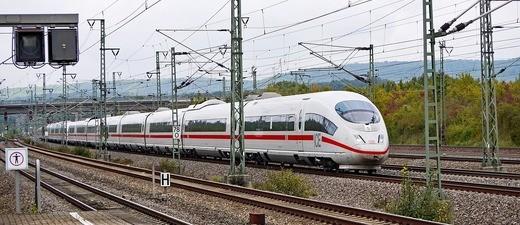 Ein ICE der Deutschen Bahn, © Symbolfoto
