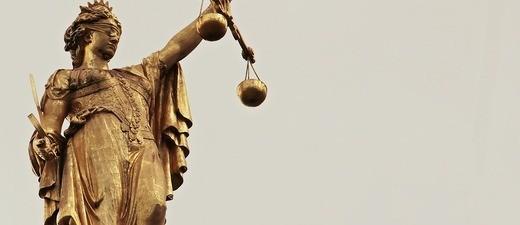 Statue der Justitia, © Symbolbild