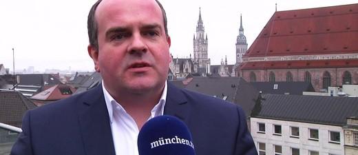 Clemens Baumgärtner wurde zum neuen Wiesnchef Wirtschaftsreferenten gewählt