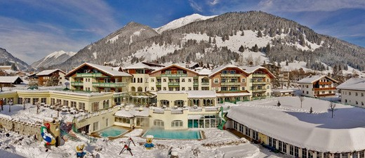 Leading Family Hotel & Resort Alpenrose
