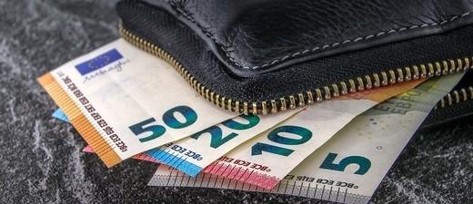 Geld Geldbeutel, © Symbolbild