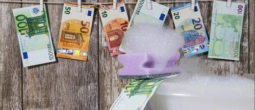 """""""Gewaschenes"""" Geld, © Symbolbild"""