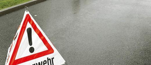 Tramentgleisung Willibaldplatz, © Foto: Berufsfeuerwehr München