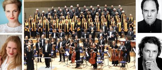 Bayerische Philharmonie c-Moll Große Messe